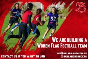 Women Flag Football in Zug