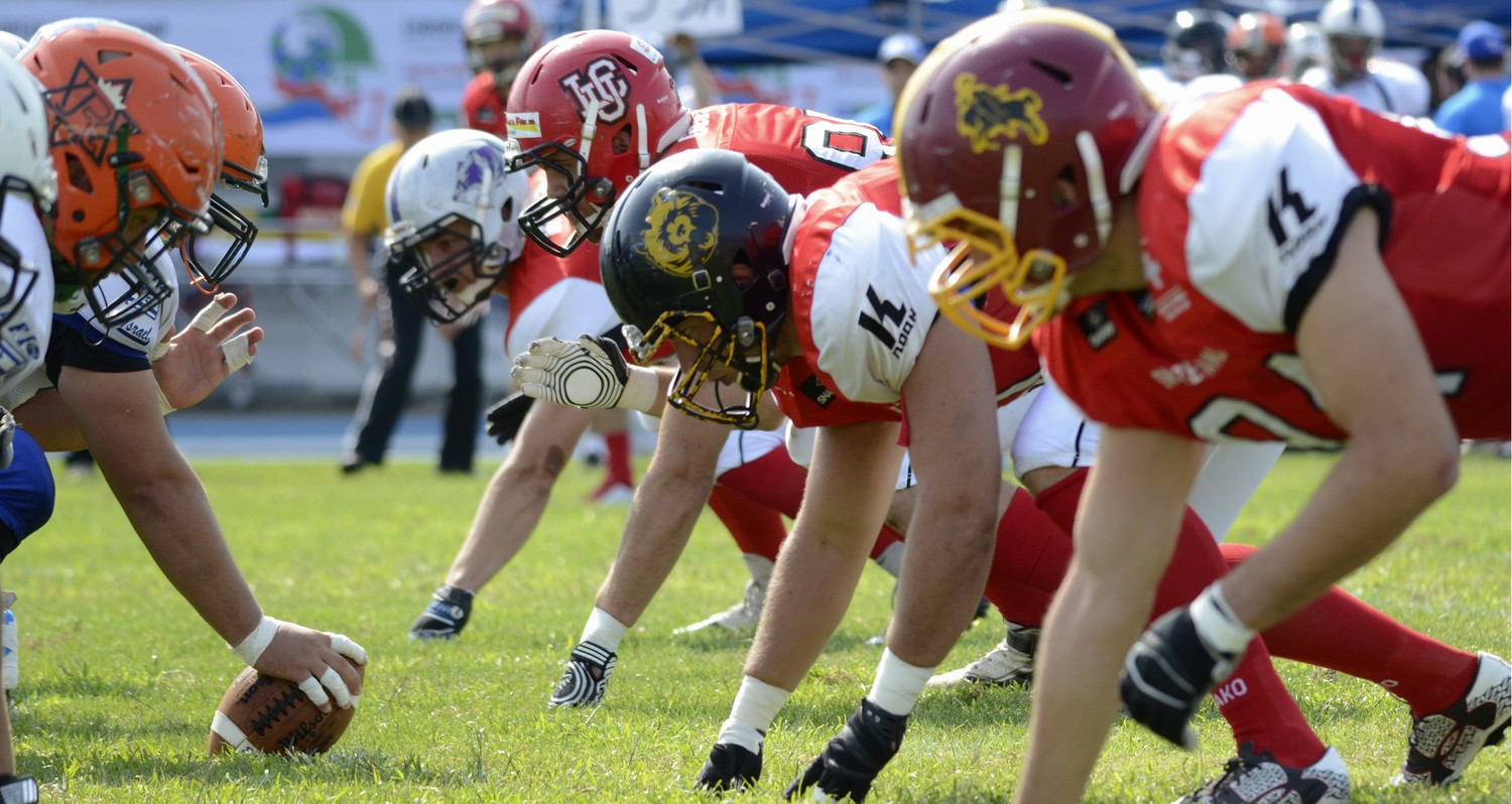 Equipes Nationales Tackle Football